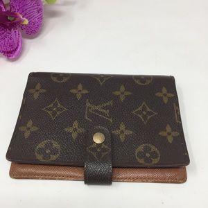 Preowned Authentic Louis Vuitton Monorgam Agenda